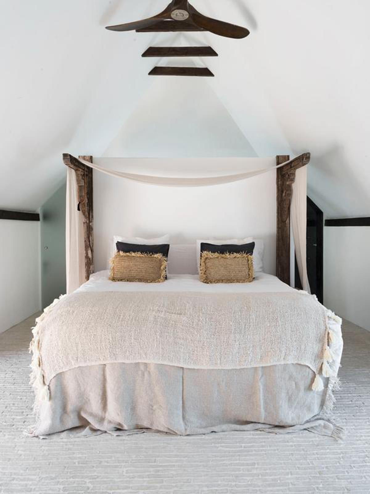 SWipe Bohemian interieurstijl slaapkamer