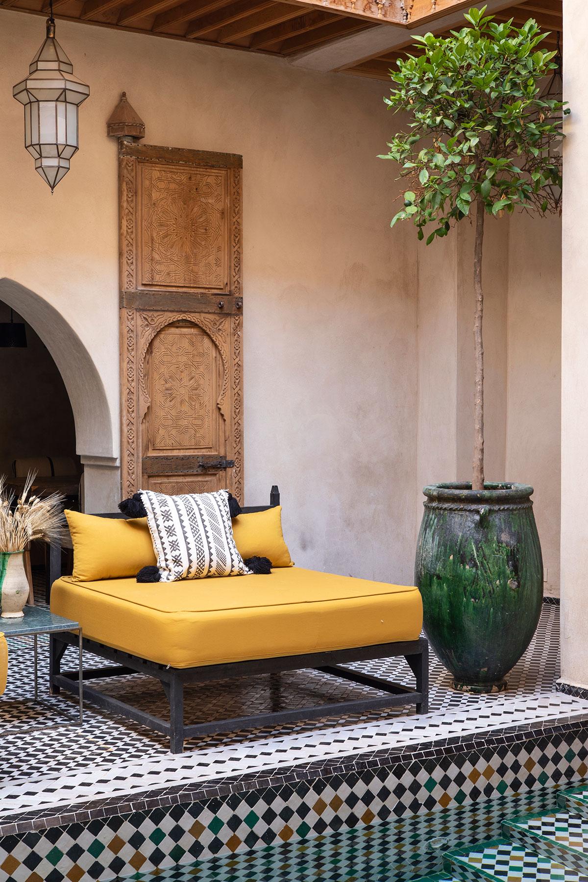 Marrakech Be hotel Foto Denise Zwijnen